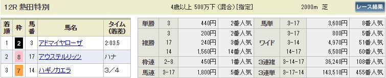 ギャロップジャパン_中京12r_払い戻し_悪質競馬サイト評価センター